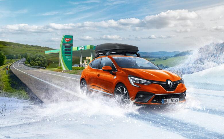 soutěž MOL automobil Renault Clio výhry