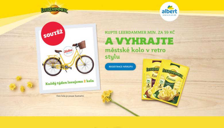 soutěž Albert Leerdammer kolo