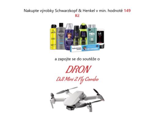 Schwarzkopf, Syoss, Fa a Vademecum soutěž Albert dron