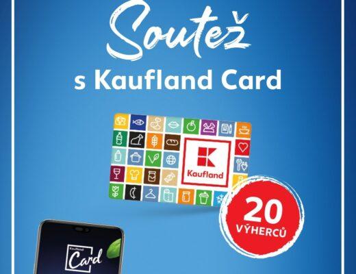 Kaufland soutěž poukaz